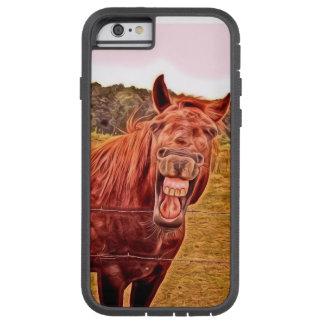 Willie der lachende PferdiPhone 6 starke Fall Tough Xtreme iPhone 6 Hülle