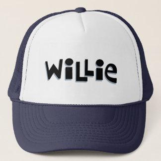 WILLIE-Fernlastfahrer-Hut Truckerkappe