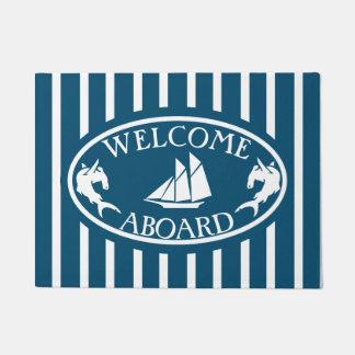 Willkommen an Bord GEGEN See Türmatte