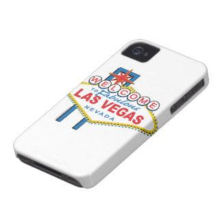 Willkommen nach fabelhaftes Las Vegas iPhone 4 Cover