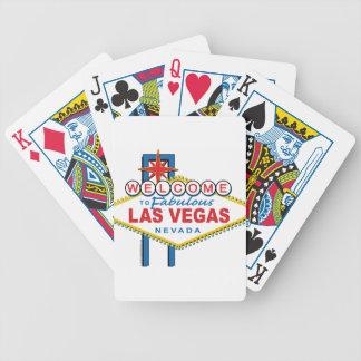 Willkommen nach fabelhaftes Las Vegas Pokerkarten