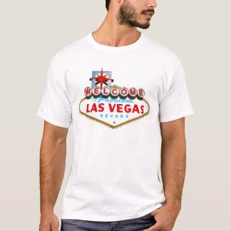 Willkommen nach Las Vegas T-Shirt