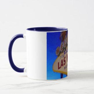 Willkommen zu fabelhafter Las- VegasTasse Tasse