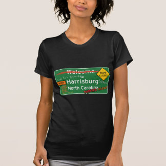 Willkommen zu Harrisburg-North Carolina T-Shirt