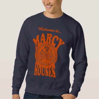 Willkommen zu Marcy bringt Sweatshirt unter