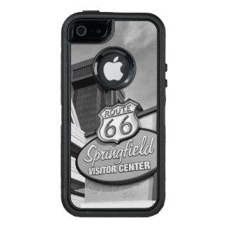 Willkommen zu SpringfieldGrayscale OtterBox iPhone 5/5s/SE Hülle