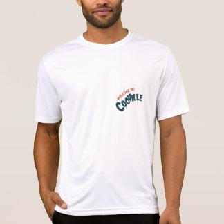 Willkommen zum Cooville Weihnachtsleistungs-T - T-Shirt