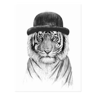 Willkommen zum Dschungel Postkarten
