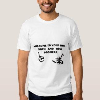 Willkommen zum neuen t shirts
