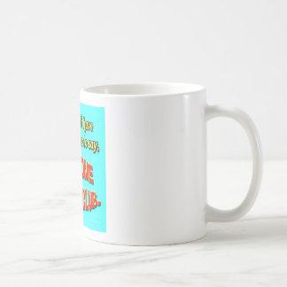 Willkommen zum Verein Kaffeetasse