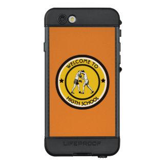 Willkommen zur Highschool LifeProof NÜÜD iPhone 6s Hülle