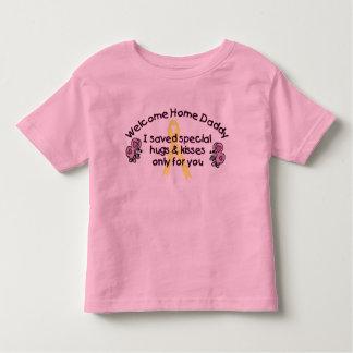 Willkommener Zuhause-Vati Hemden