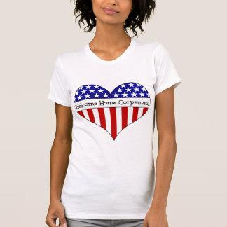 Willkommener ZuhauseCorpsman! Tshirt