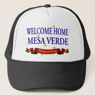 Willkommenes MESA Verde des Zuhause-USS! Truckerkappe