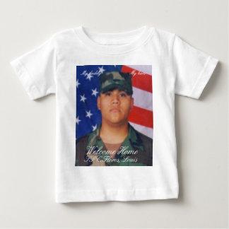 Willkommenes Zuhause-Shirt T-shirt