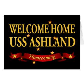Willkommenes Zuhause USS Ashaland Karte