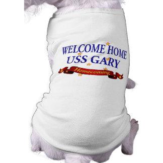 Willkommenes Zuhause USS Gary Shirt