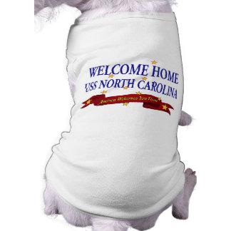 Willkommenes Zuhause USS Nord-Carolina Top