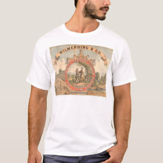 Wilmerding u. Co. Kentucky Whisky (1855A) T-Shirt