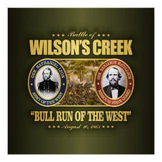 Wilsons Nebenfluss (FH2) Poster