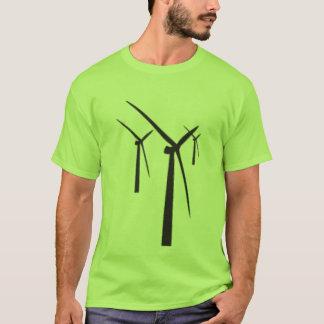 Wind-Fänger T-Shirt