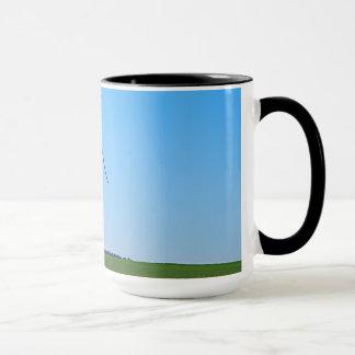 Wind-Power-Pflanze - Tasse