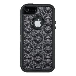 Wind-Rosen-Kompass-Muster OtterBox iPhone 5/5s/SE Hülle