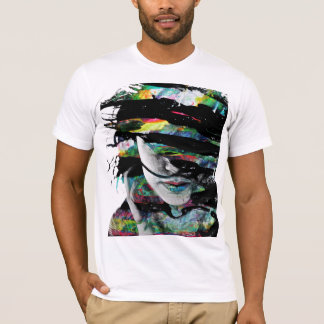 Winde der Farbe T-Shirt