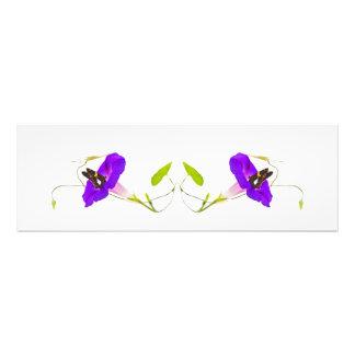Winde und Schmetterling Fotodruck