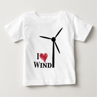Windenergie der Liebe I Baby T-shirt