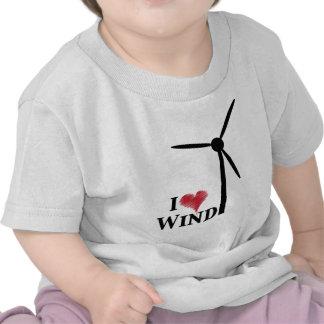 Windenergie der Liebe I Tshirt
