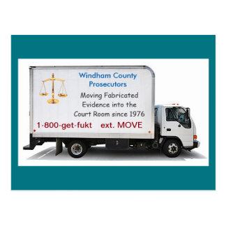 Windham County Urheber: Postkarte