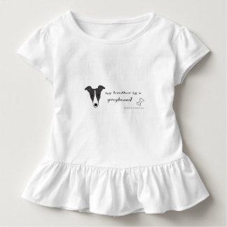 Windhund Kleinkind T-shirt