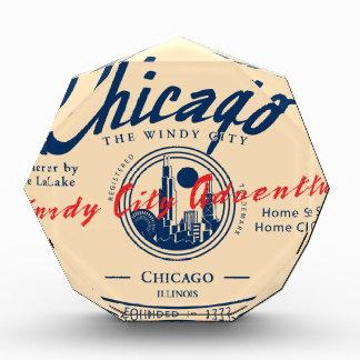 Windige Stadt Chicagos Auszeichnung