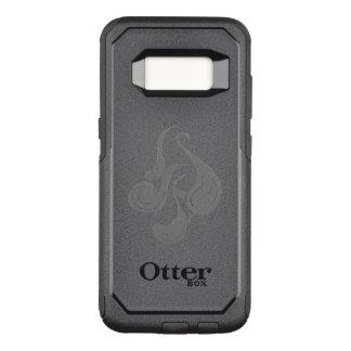 Windiger Mond-Kasten OtterBox Commuter Samsung Galaxy S8 Hülle