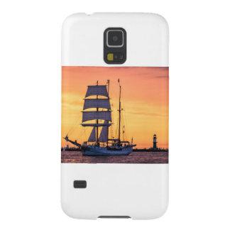 Windjammer auf der Ostsee Samsung Galaxy S5 Cover