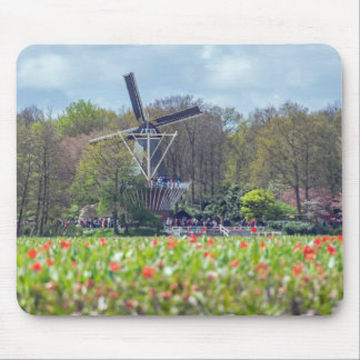 Windmühle in Holland mousepad