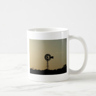 Windmühle Kaffeetasse