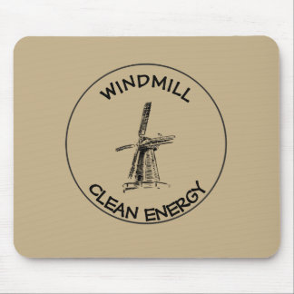 Windmühle Mauspads