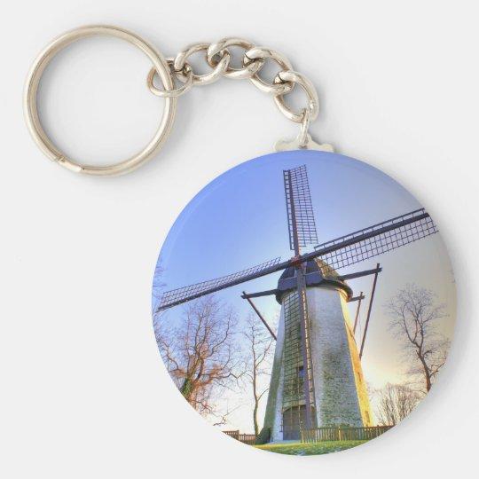 Windmühle Schlüsselanhänger