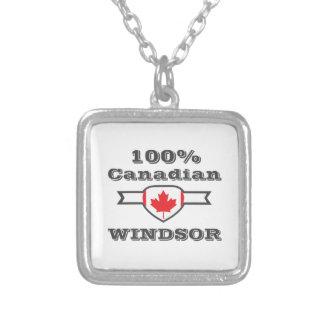 Windsor 100% versilberte kette