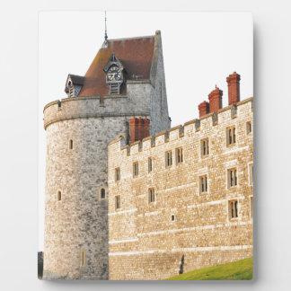Windsor Schloss Fotoplatte