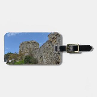 Windsor Schloss in England Kofferanhänger