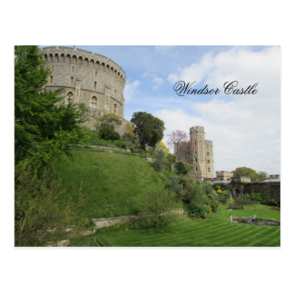 Windsor Schloss-Postkarte Postkarte