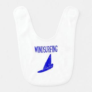windsurfing v1 blauer Text sport.png Lätzchen