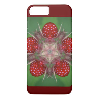 Wineberry iPhone 7 Plusfall iPhone 8 Plus/7 Plus Hülle