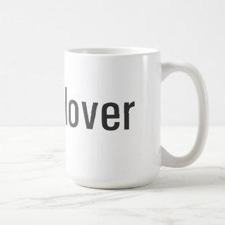 Winelovers Anfang mit Kaffee Kaffeetasse