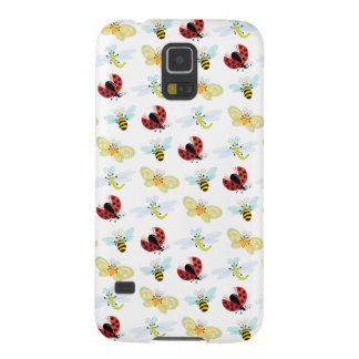 Wing-Nutz™_Fluttering Buddies_sweet u. Spaß Samsung Galaxy S5 Hülle