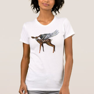 Winged Kitz T-Shirt