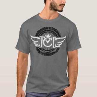 Winged MX (Vintages B&W) T-Shirt